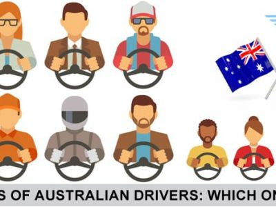 The 12 Types of Australian Drivers: Which One Are You?