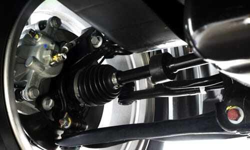 Car Axles
