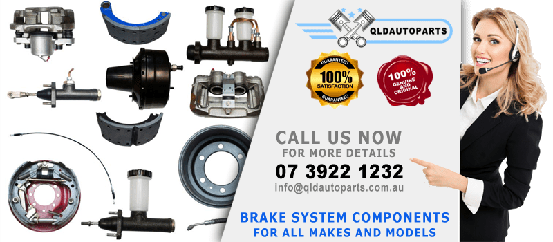 Car Brake System Components
