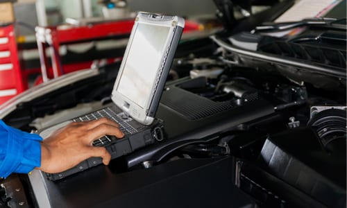 Car Control Units & Computers