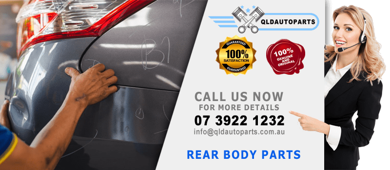 Car Rear Body Parts