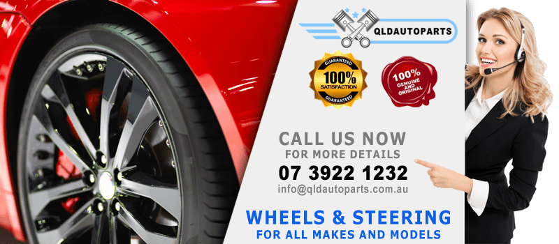 Car Wheels & Steering