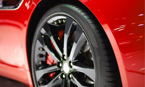 Car Wheels & Tyres