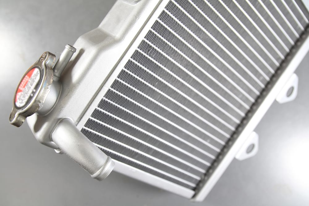 Engine Cooling Radiator