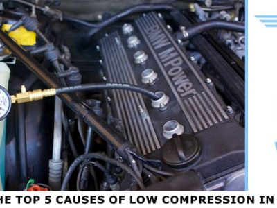 Five Reasons Why Your Car Could Have Low Compression