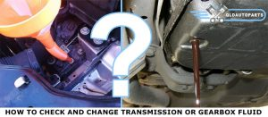 How to Change Transmission or Gearbox Fluid