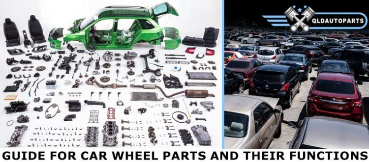 Different Types of Replacement Auto Parts