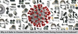 Online Used Car Parts Finder During Corona Virus