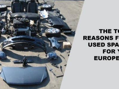 Buying Used Spare Parts for European Car