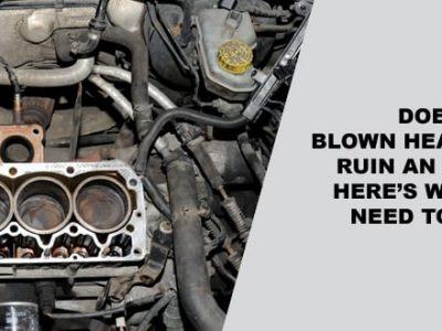 Blown Head Gasket Ruin an Engine