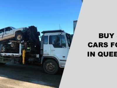 Buy Junk Cars for Cash In Queensland
